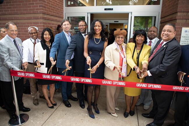 MPS Celebrates with Atlanta-Fulton Public Library System at the Re-Opening of the West End Library