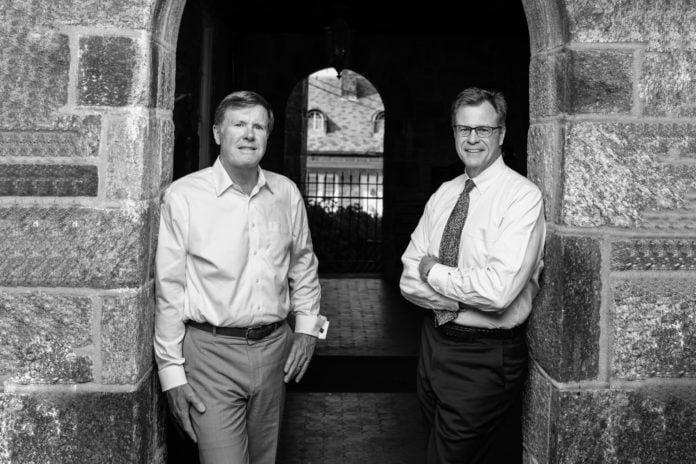 Brad and Joe - 25 Years in Greenville