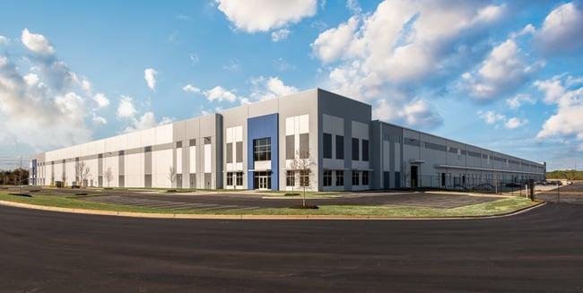 Clarius Park Distribution Center is Complete
