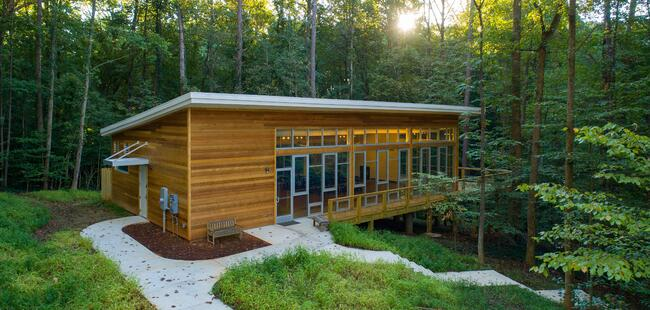 Project Update: Dunwoody Nature Center