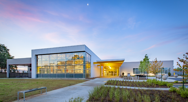 Five Forks and Richland Library Main Among 13 Selected to American Libraries' Design Showcase