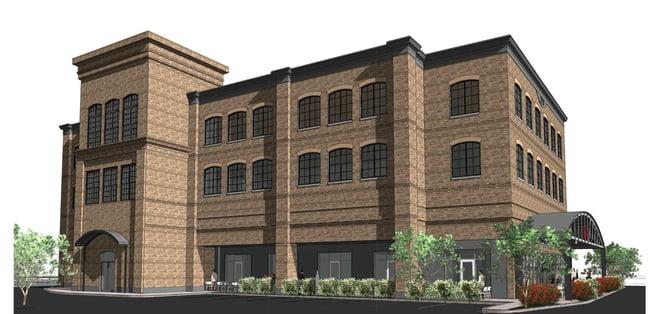 New Project Underway in Greenville's West Side!