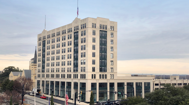 Project Update: Montgomery Building Opening