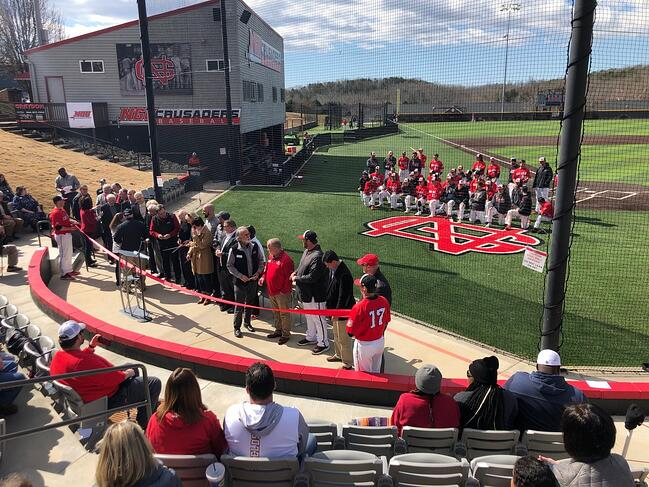 North Greenville University's Baseball Stadium is Ready for Action!