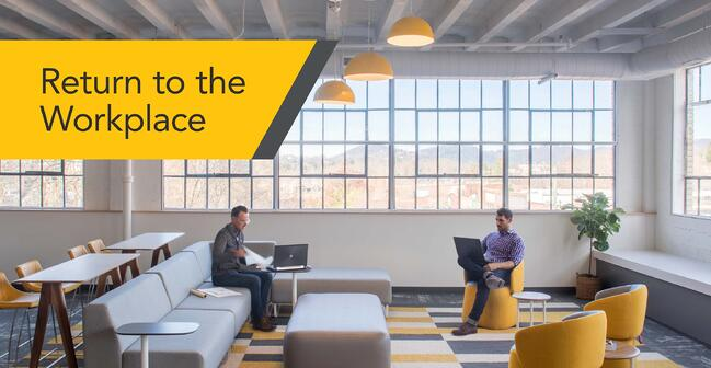 Return to the Workplace – Re-Occupancy Design Considerations During COVID-19