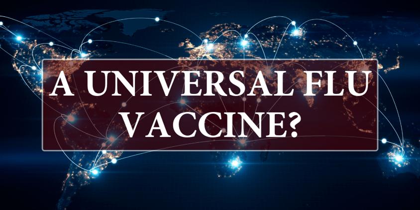 Universal Flu Vaccine - Twitter