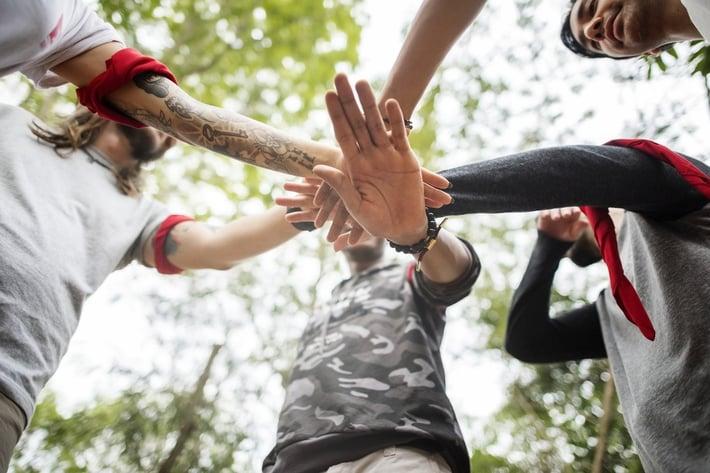 hands team