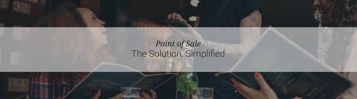 Enterprise Point of Sale Solutions