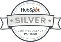 inbound marketing silver tier badge