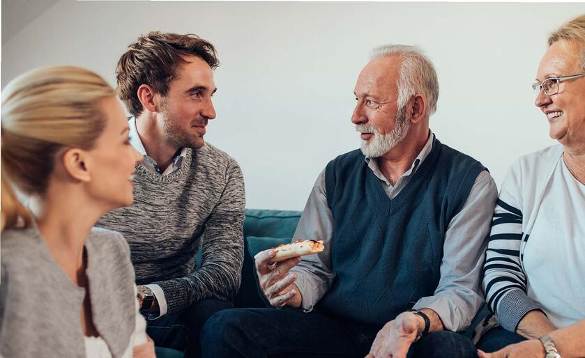 A Practical Approach to Helping Aging Relatives Prepare for the Future