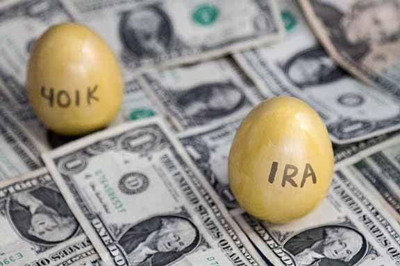 401k preferred choice for retirement savings