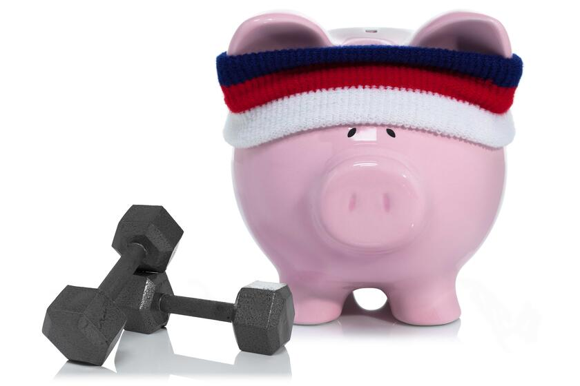Get In shape - Financial Fitness 101