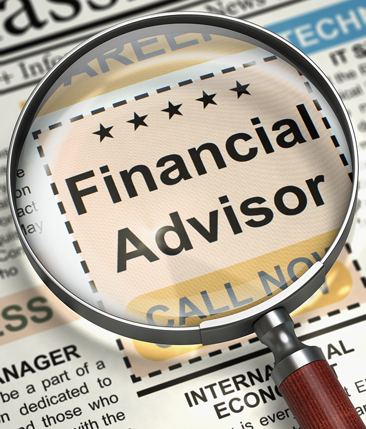 Everyone Should Have a Financial Advisor, Even You