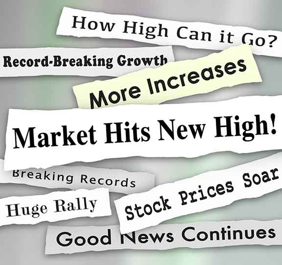 Guidelines for Investing at Record Market Highs