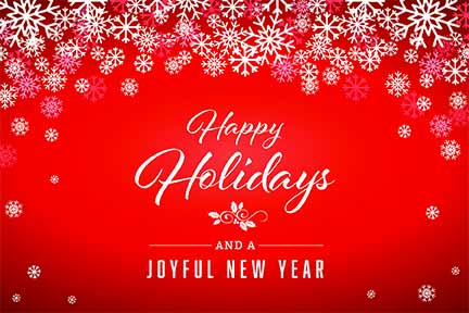 Happy Holidays from Buckeye Wealth Management