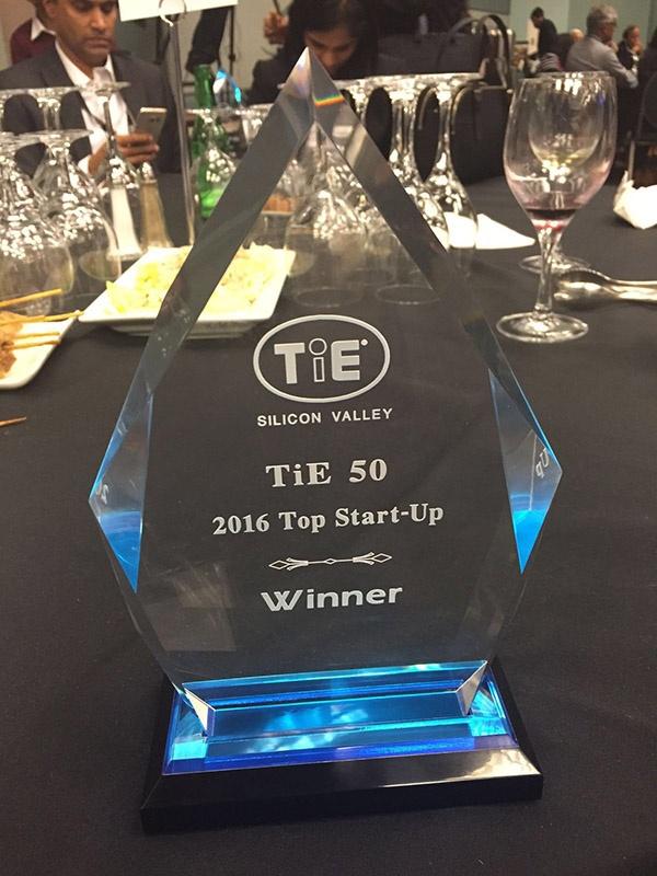 2016 TiE50 Winner In California, USA - igloohome!