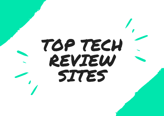 5 tech review sites