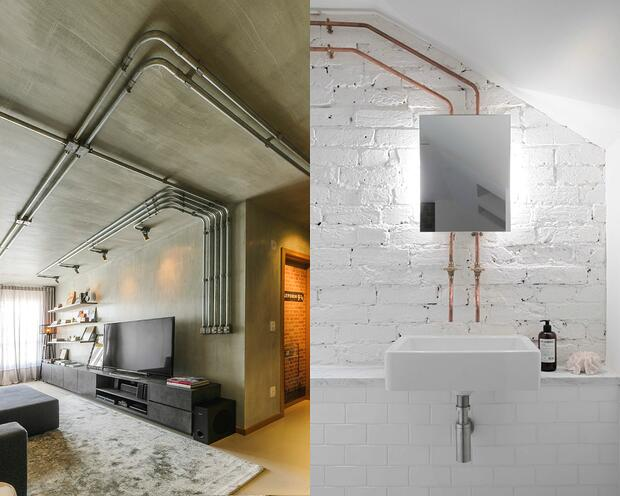 15 Beautiful Industrial-Chic Design Ideas for Your Home