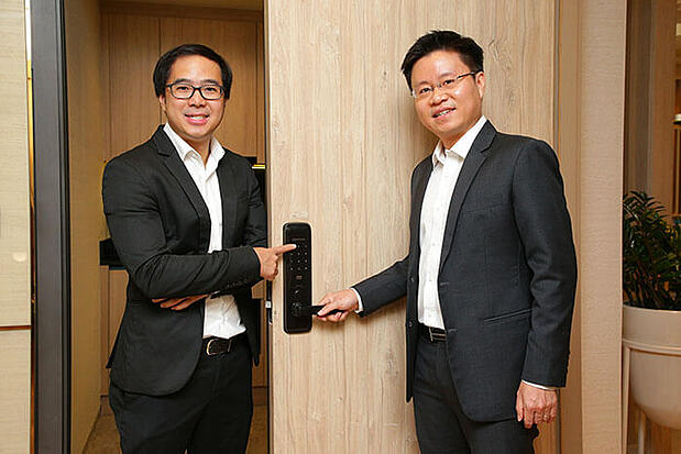 igloohome partners up with Sansiri