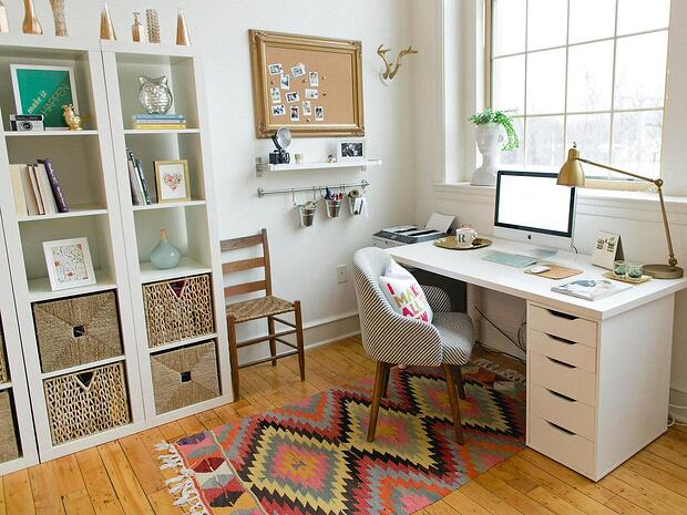 Spare bedroom? Here are some ideas for you