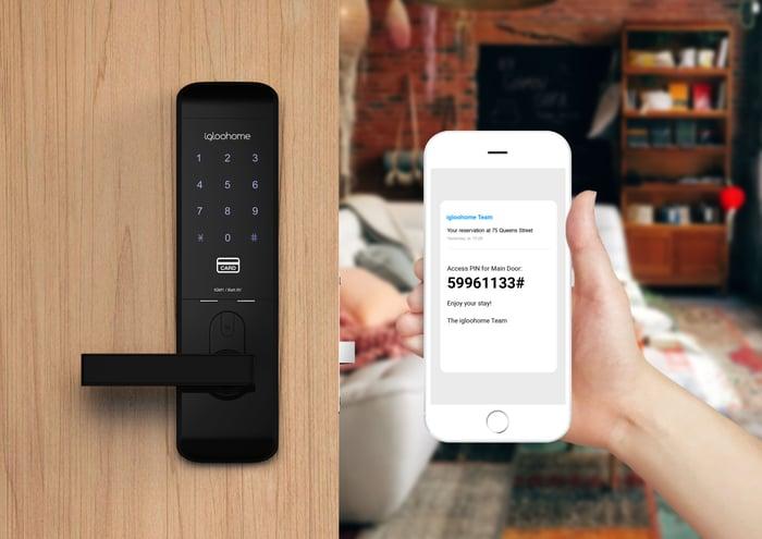 Why the igloohome smart lock