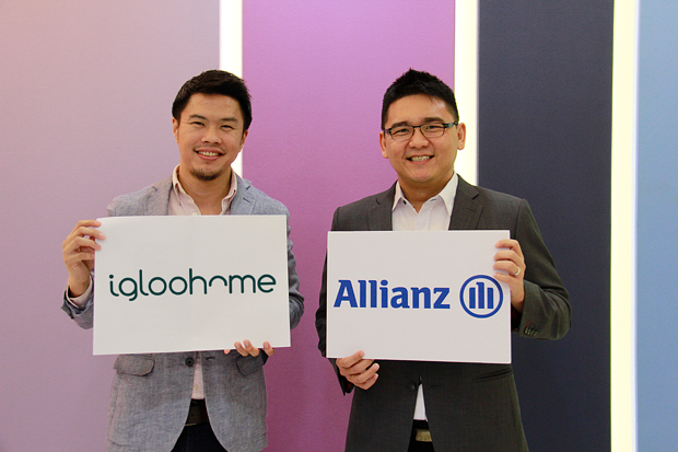 Allianz Malaysia partners Singapore-based start-up igloohome to provide homeowners greater peace of mind.