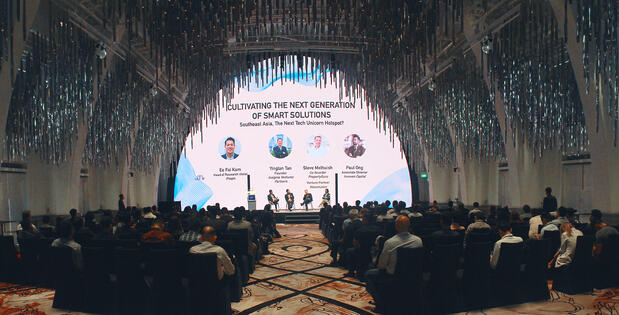 The Singapore Smart Cities Summit by igloohome accelerates smart city discussions in the region and beyond