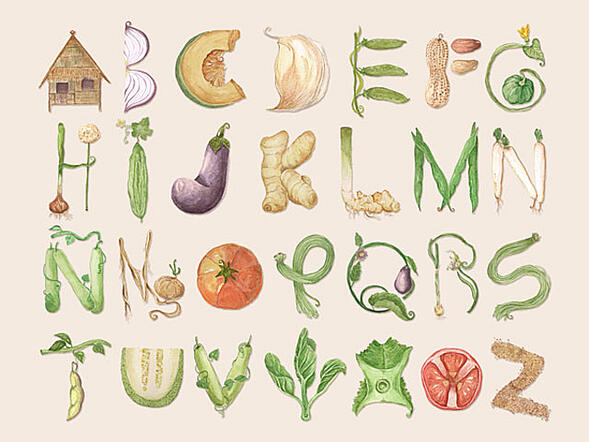 Typo Tuesday: Healthy Typography