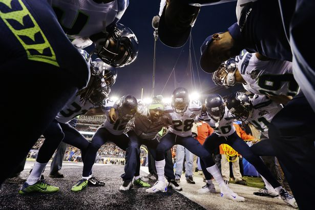 The Seattle Seahawks Display Championship Organizational Values