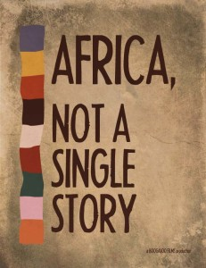 adichie the danger of a single story