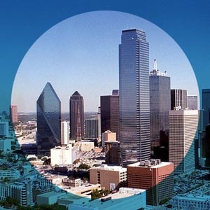Dallas Texas Skyline