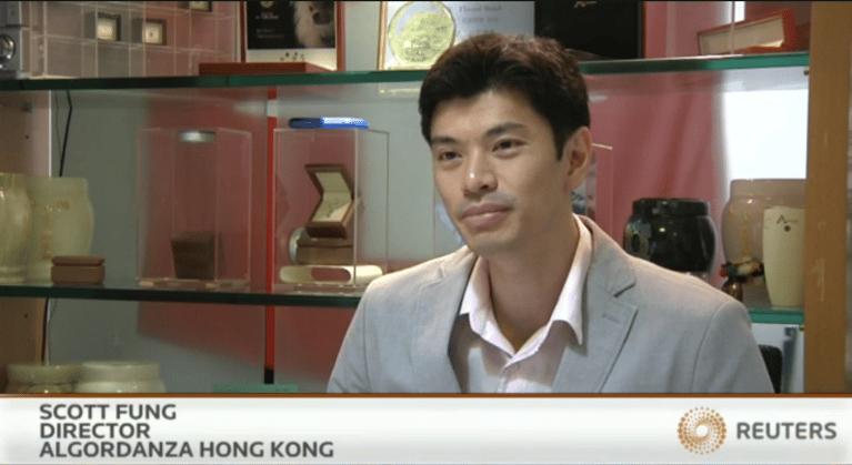 Scott Fong Reuters Interview 2016