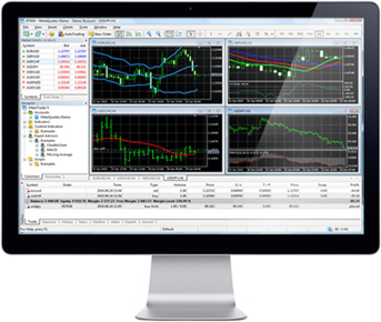 Download the Metatrader 5 Desktop Platform in South Africa.