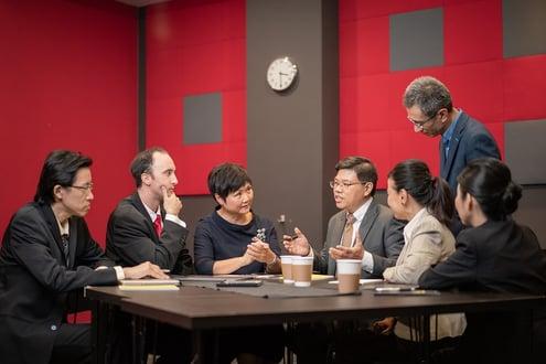 Relational Leadership for Senior Leaders