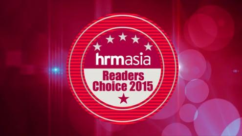 HRM Readers' Choice Awards 2015