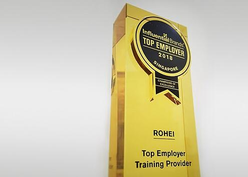 ROHEI Recognised as One of 2018's Top Employer Brands