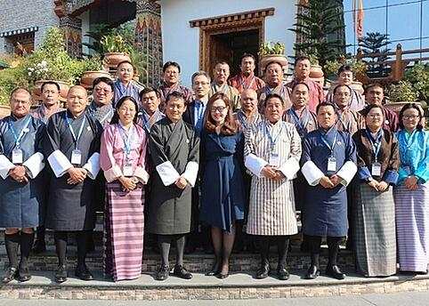 ROHEI delivers Leadership Programme to Bhutan's Senior Civil Servants