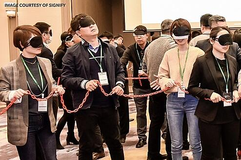 ROHEI Invited to Facilitate Signify China's IGNITE Leaders' Conference