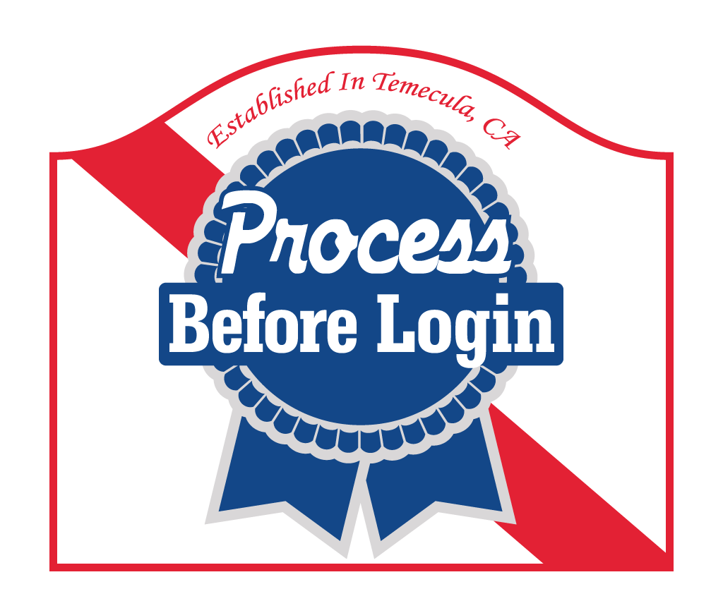 Process-before-login Infusionsoft trial