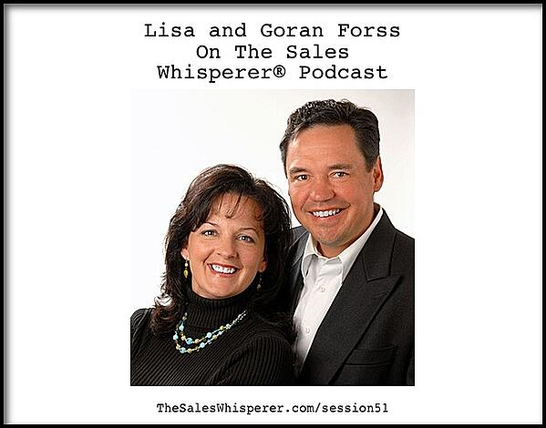 Lisa-and-Goran-Forss-On-The-Sales-Podcast-51