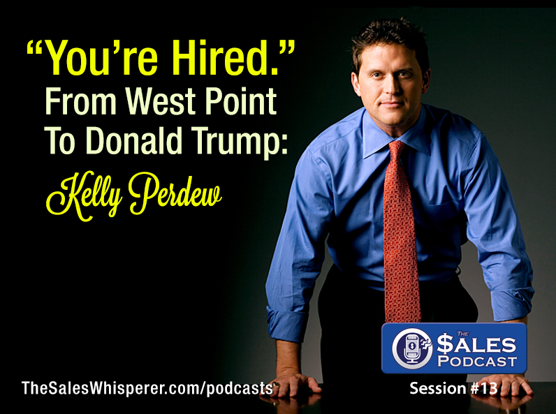 Learn from Kelly Perdew and more inbound marketing experts on The Sales Podcast.
