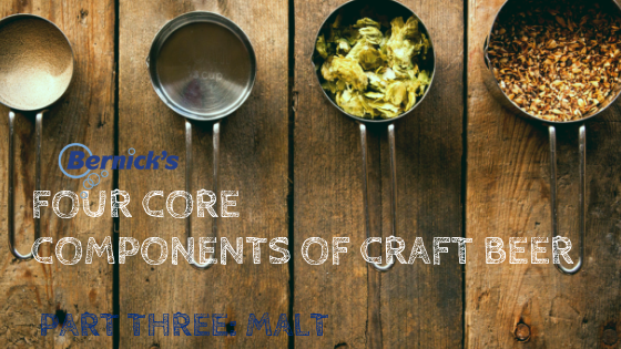 The Four Core Components of Craft Beer, Part Three: Malt