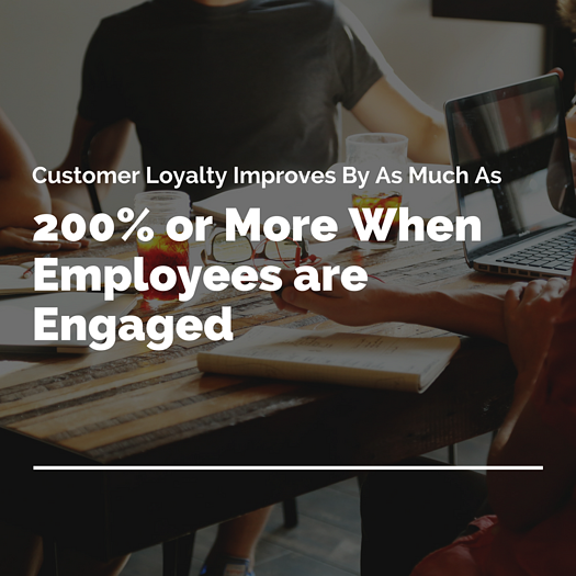 Stats on Employee Engagement & How Vending Machines are a Solution