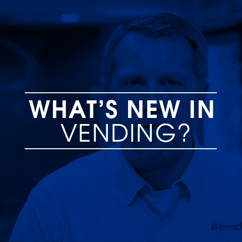 VIDEO: What's New in Vending?