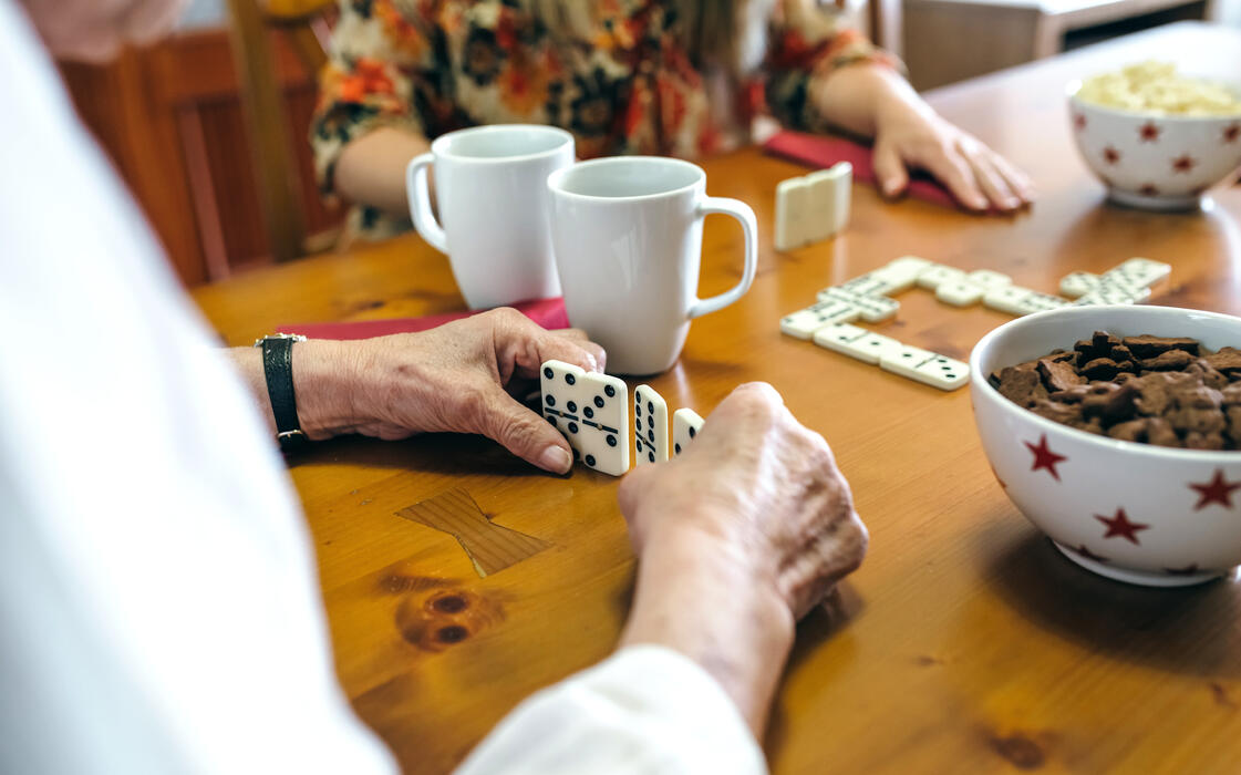 Coffee or Tea for Seniors: Watch the Video