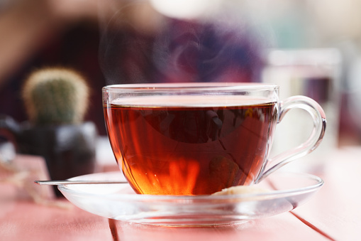 Why Tea is Good for the Office, Classroom, + Production Floor