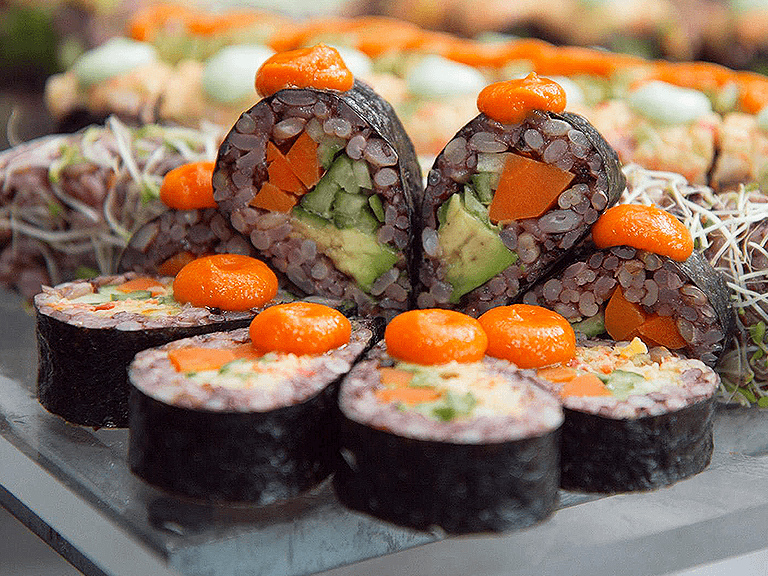 Beyond Sushi Marketing | Eventige