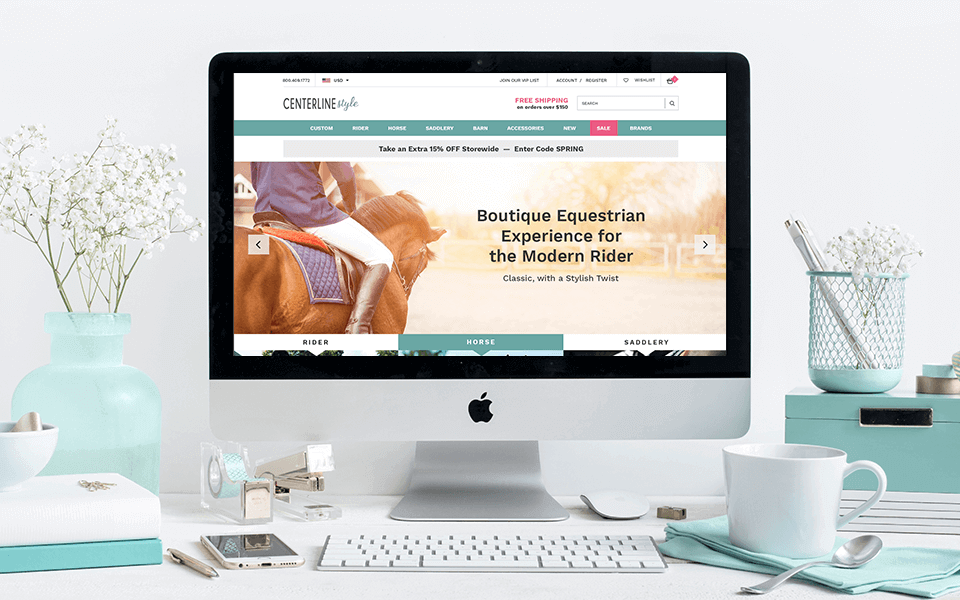 Centerline Style Equestrian Marketing | Eventige