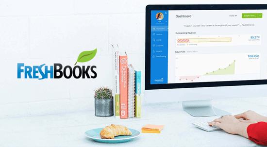 Freshbooks-ExpenseTracking