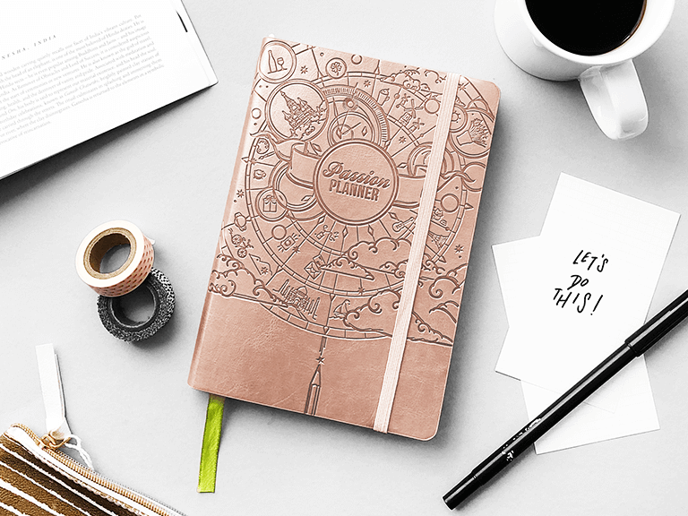Passion Planner Marketing | Eventige